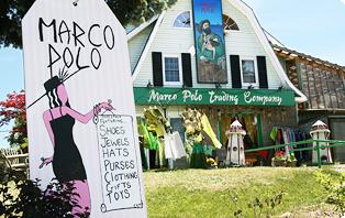 Marco polo Trading Company