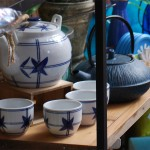 Hand painted Japanese porcelain