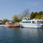 Boats in Little Tub Harbour, Tobermory